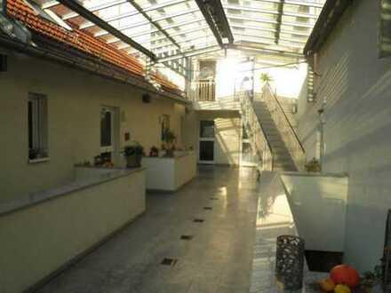 Schöne, gepflegte 2-Zimmer-Wohnung mit Balkon in Schriesheim