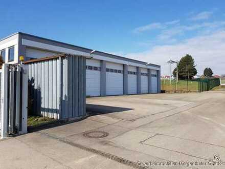 Attraktives Gewerbeareal in Backnang/Maubach zu vermieten