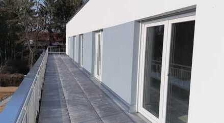 sonntags BESICHTIGUNG 11 bis 13 Uhr - Penthouse mit großzügiger Dachterrasse