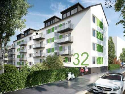 2 Zimmer DG-Wohnung **Neuausbau**