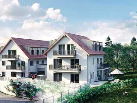 Modern und Stadt nah – schöne 2-, 3- und 4-Zimmer-Neubau-Eigentumswohnungen