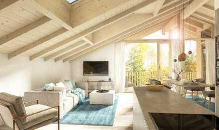 NATÜRLICH GESUND WOHNEN - hochwertige moderne Wohnung - Neubau