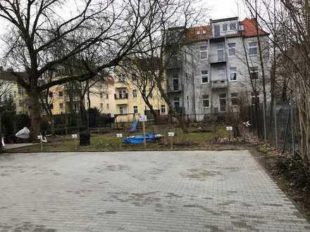 KFZ Stellplatz in Berlin Karlshorst Treskowallee 98