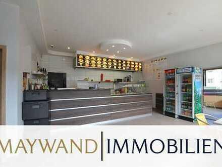 ***Top Gelegenheit für Kapitalanleger in Mannheim*** Laden + Lager + Wohnung, ca. 9,65% Rendite