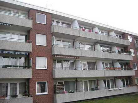 Zentral gelegene, sonnige 2-Zimmer-Wohnung in 23611 Bad Schwartau