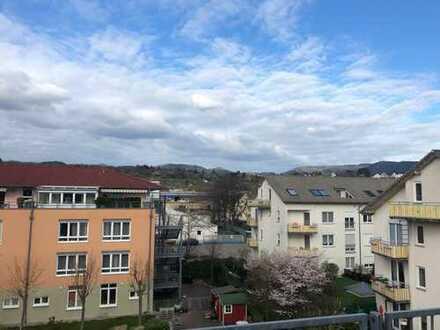 Penthouse Wohnung mit Terrasse und 2 Stellplätzen & bevorzugtem Belegungsrecht in Alten/Pflegeheim