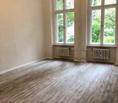 Frisch renovierte 76m² 2-Zimmer-EG Wohnung; WG-geeignet; Sofortbezug möglich