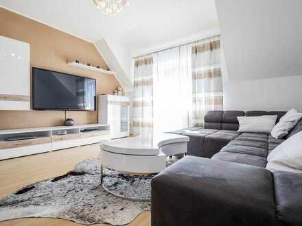 Traumhafte Maisonette Wohnung in Aichach