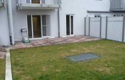 Maisonette mit eingezäumten Gartenanteil in ruhiger Ortsrandlage