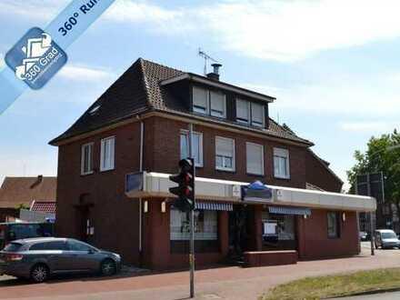 Solides und vermietetes Wohn- und Geschäftshaus mitten in Stadtlohn