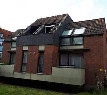 sehr ruhige 2,5 Zimmer Wohnung mit Südwestloggia und Stellplatz in Bremen Hastedt