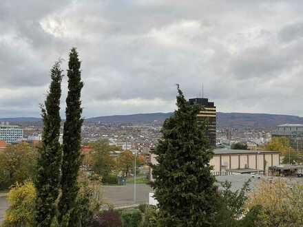 Wohnen mit herrlichem Blick – stadtnah und doch schnell ins Rhein-Main-Gebiet