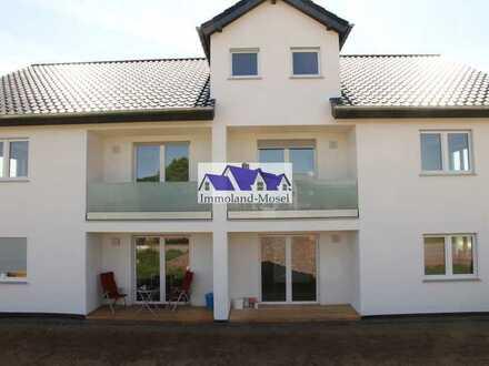 Attraktive Neubauwohnungen, 3 Zi., 80 m² mit Balkon oder Terrasse, Stellplätze