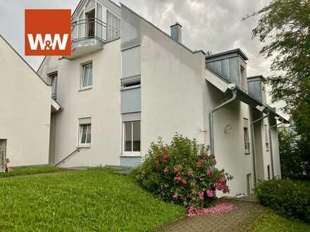 Traumhafte 3 Zimmerwohnung mit Balkon und Garage in ruhiger zentrumsnaher Lage von Bad Saulgau