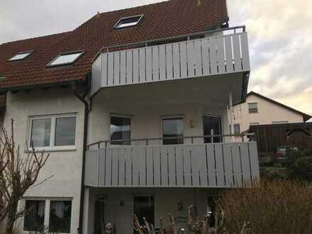 Attraktive 2,5-Raum-Wohnung mit EBK und Balkon in Börtlingen