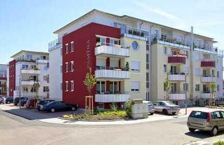 Schöne 2-Zimmer Seniorenwohnung im PAMINA-betreut leben