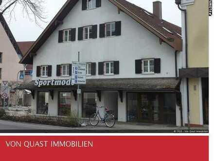 Ladengeschäft in Top-Lage von Bad Wörishofen