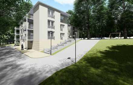 """KL - Hochspeyer """"Wohnen im Park"""" barrierefreie Wohnungen 59m² - 105m², Balkon, Tiefgarage"""