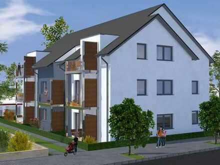 Großzügigie 4-Zimmer Neubau-Wohnung mit Terrasse in Braunschweig-Wenden!