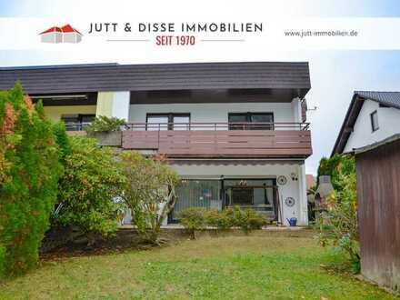 Großes Reihenendhaus mit Garage in guter Wohnlage von Baden-Baden Sandweier