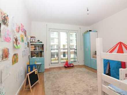 **Familienidyll in Aubing - gesundes Leben in 3 Zimmern mit 2 Bädern und Südbalkon **