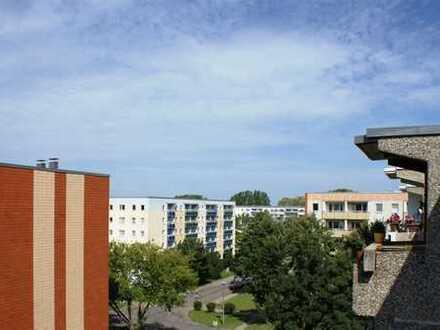 3-R-Wohnung mit Balkon
