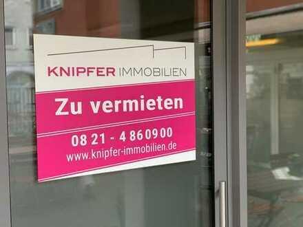 KNIPFER IMMOBILIEN - Attraktive Gewerbefläche  für Büro- oder Praxisräume in der Altstadt!