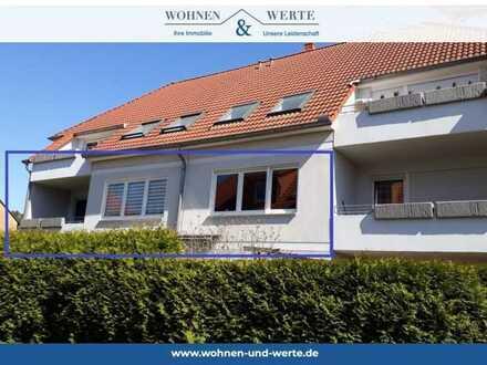 Großzügige Vier- Zimmer- Wohnung mit Garage, am Rande der Innenstadt von Bückeburg