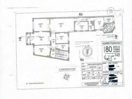 7-Zimmer-Traumetage im Altbau