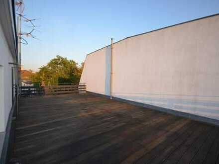 Penthousewohnung - 3 Zimmer und 77m² Sonnenterrasse-Dachgarten