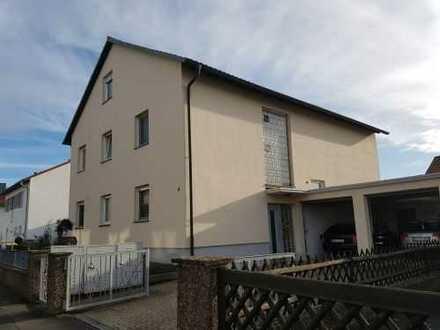 2-Zimmer-Mietwohnung - Gartennutzung möglich - in 97490 Poppenhausen