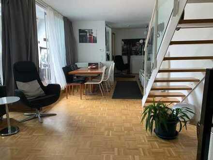4-Zimmer DG-Maisonette in Bestlage Haidhausen