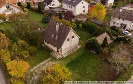 WALSER: Schönes Wohnbaugrundstück in Pürgen