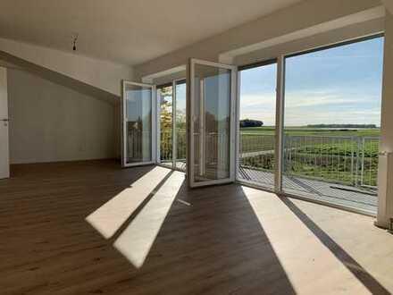 Schöne, helle 3-Zimmer-Wohnung in ruhiger Lage / ERSTBEZUG!