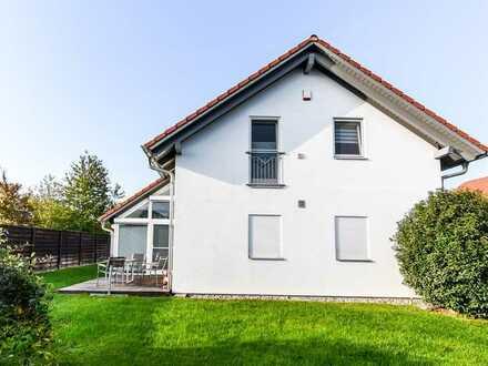 Wunderschönes Luxus Haus mit vier Zimmern + Wintergarten in Wörrstadt (im Gewerbepark)