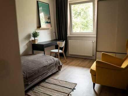 Furnished room / Möbliertes Zimmer in FRENDZ co-living