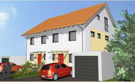 Großzügige Doppelhaushälfte in Tübingen-Unterjesingen mit Garten und Blick ins Ammertal