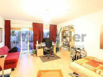 Rentable Kapitalanlage! 1-Zimmer-Apartment mit Balkon nahe Frankfurt am Main