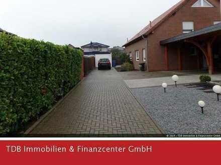 Großzügige Doppelhaushälfte in Fredenberg