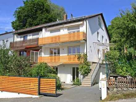 elvirA! Herrsching am Ammersee, schöne und bezugsfertige Doppelhaushälfte mit Süd-West Ausrichtung