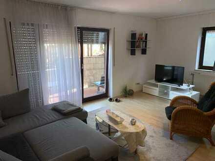 Schöne, geräumige 1-Zimmer Wohnung in Karlsbad-Auerbach, Kreis Karlsruhe