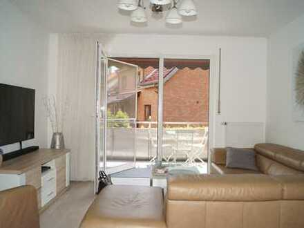 Ruhig gelegene 4-Zimmer-Wohnung mit Balkon in Bielefeld-Sieker
