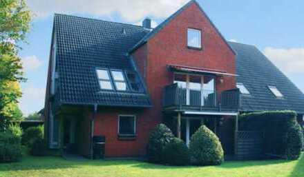 Helle, freundliche Erdgeschosswohnung in Husum, Norderschlag - 799 € Kaltmiete, ca. 94 m², 4 Zimmer