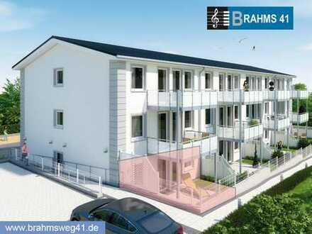 3-Zi/86,00 m² Komfort-ETW Terrasse | barrierefrei nach LBO