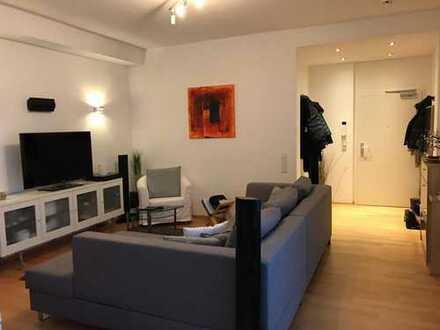 Provisionsfrei! Helle 3-Zi. Wohnung mit Balkon im Herzen von Johannis