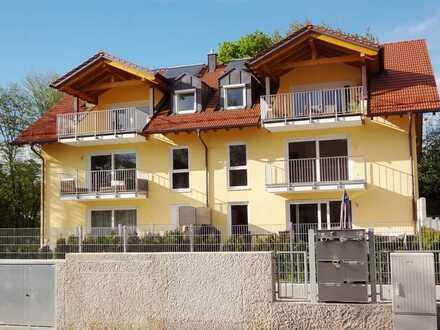 Exklusive 2-Zi.-Wohnung mit Dachterrasse