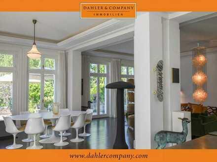 """Luxurious villa half in top location in the """"Berliner Vorstadt"""""""