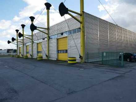 PROVISIONSFREI IM ALLEINAUFTRAG, bis zu 4.500 m² Lagerfläche in Rheine zu vermieten