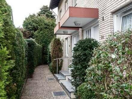 Großzügige 1 Zimmer- Dachgeschosswohnung mit Wohnküche in Bielefeld-Gellershagen