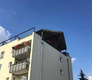 Traumhafte Aussichten!Große Familienwohnung mit 70 m² Dachterrasse inkl. TG